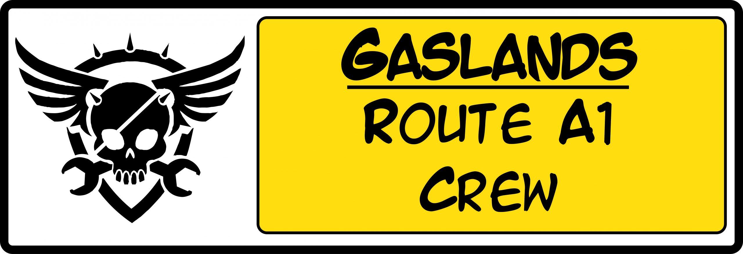 Gaslands A1 Crew